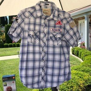 Jachs Shortsleeved Shirt. XL